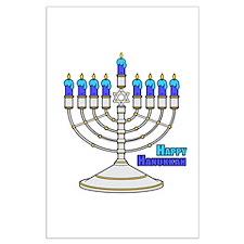 Happy Hanukkah Posters