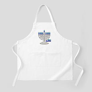 Happy Hanukkah Apron
