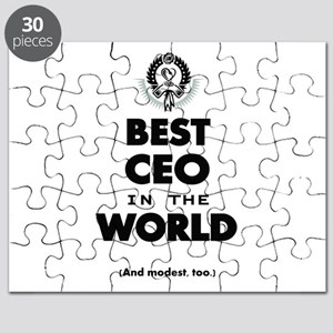 The Best in the World Best CEO Puzzle