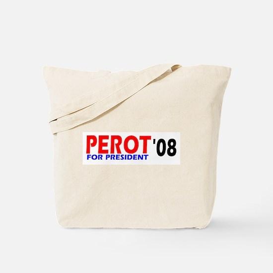 Perot '08 Tote Bag