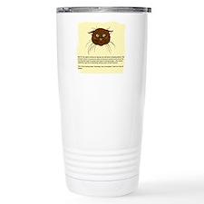 cats-diary Stainless Steel Travel Mug
