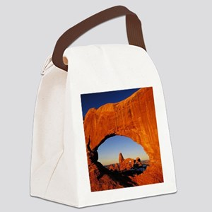 Arches Canvas Lunch Bag