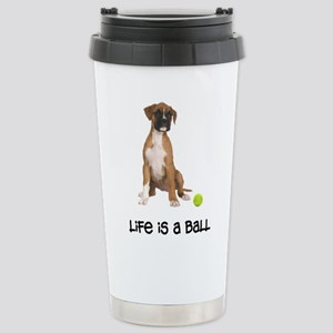 Boxer Life Stainless Steel Travel Mug