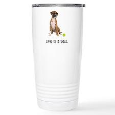 Boxer Life Stainless Steel Travel Mug