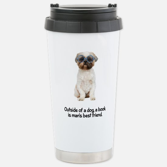 2-FIN-lhasa-apso-best-friend.png Stainless Steel T