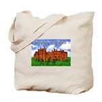 Compton in the Hole Drawing Tote Bag