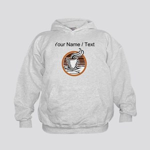 Custom Coffee Icon Hoodie