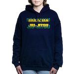 Brazilian Jiu Jitsu Women's Hooded Sweatshirt