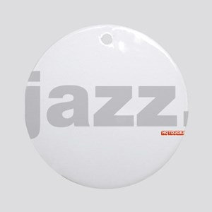 Jazz. Ornament (Round)