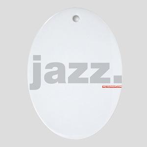 Jazz. Ornament (Oval)