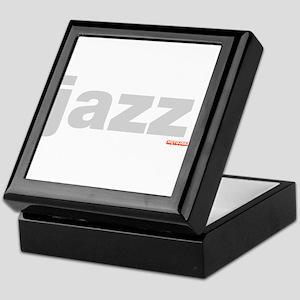 Jazz. Keepsake Box