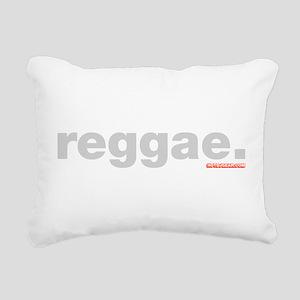 Reggae Rectangular Canvas Pillow