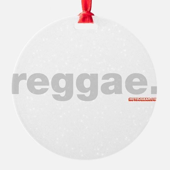 Reggae Ornament