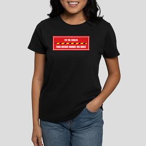 I'm the Curler Women's Dark T-Shirt