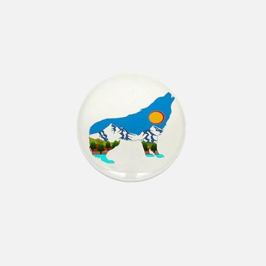 HOWL Mini Button