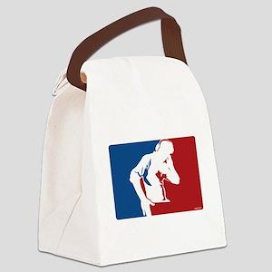Pro DJ Canvas Lunch Bag