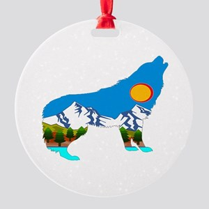 HOWL Ornament