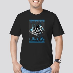 Pioneer CDJ Feel The Music Men's Fitted T-Shirt (d