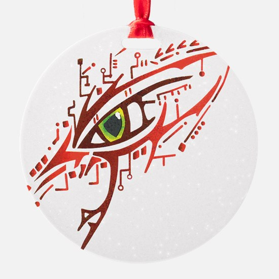 Cyber Eye Ornament