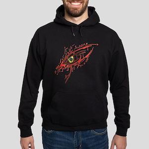 Cyber Eye Hoodie (dark)
