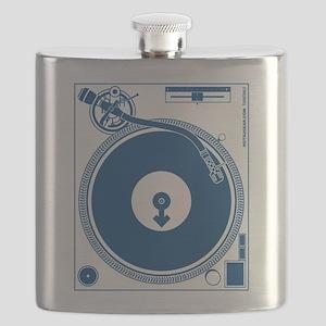 Male Turntable Flask