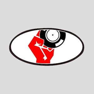 Vinyl Propaganda Patches