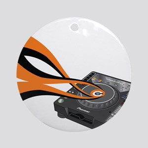 CDJ-1000 Sounds Ornament (Round)