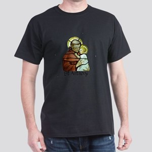 St Anthony Dark T-Shirt