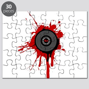 Blood On The Platter Puzzle