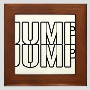 JUMPJUMP Framed Tile