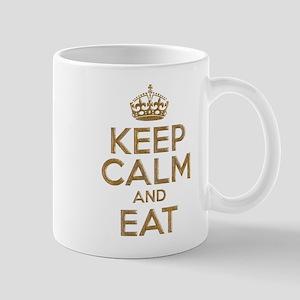 Keep Calm And Eat Mugs