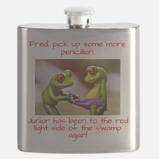 Funny Dirty Flask