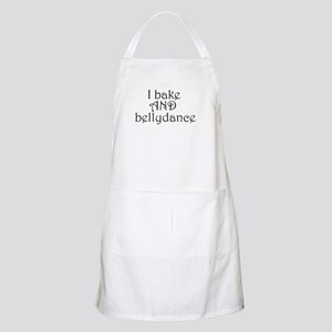 """""""bake AND bellydance"""" Apron"""
