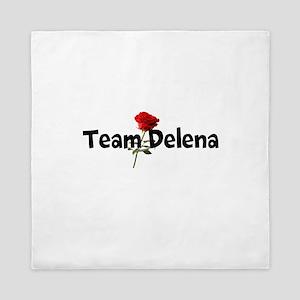 Team Delena Queen Duvet