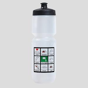 tigercat Sports Bottle