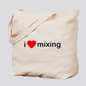 I Heart Mixing Tote Bag