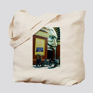 Luna Park Melbourne Tote Bag