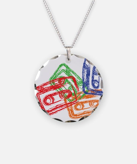 Funny House music Necklace