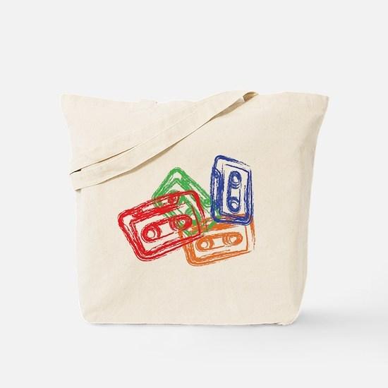 Unique Djs Tote Bag