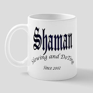 Shaman 2002 Mug