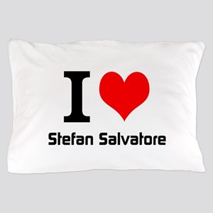 I love Stefan Salvatore Pillow Case
