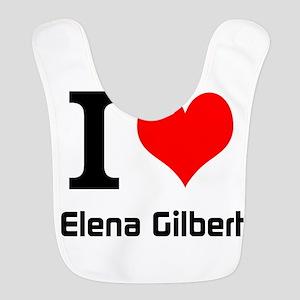 I love Elena Gilbert Bib