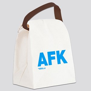 AFK Canvas Lunch Bag