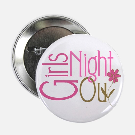 Girl's Night Out Button