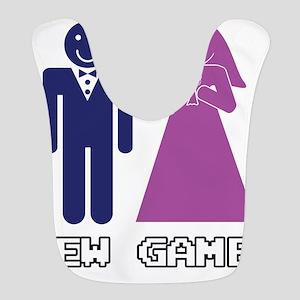 New Game + Marriage Bib