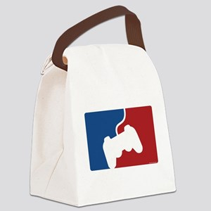 Pro Gamer Canvas Lunch Bag