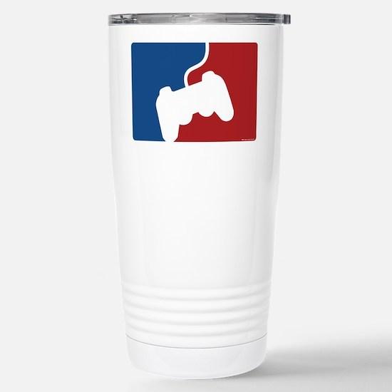 Pro Gamer Stainless Steel Travel Mug