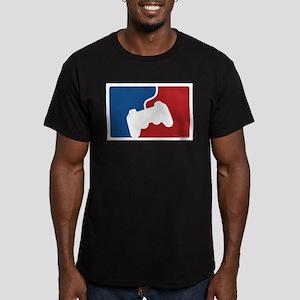 Pro Gamer Men's Fitted T-Shirt (dark)