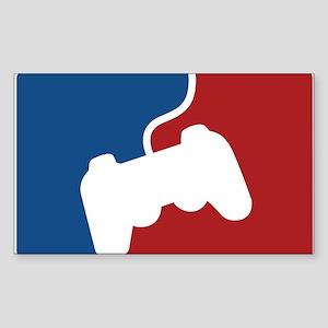 Pro Gamer Sticker (Rectangle)