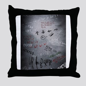 Cheat Codes Throw Pillow
